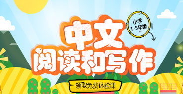 中文阅读和写作课程